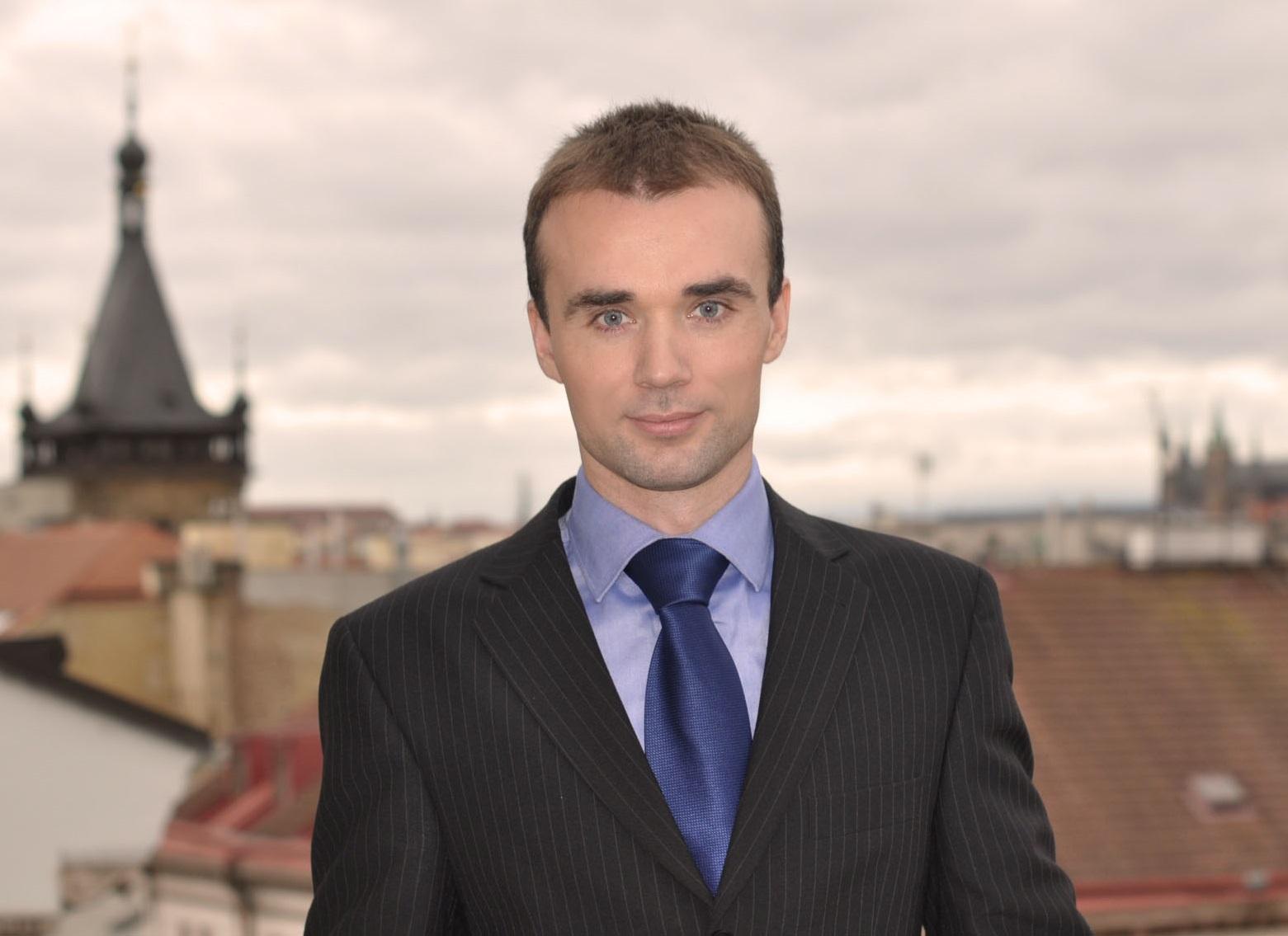 Jiří Fröhlich, mluvčí ČOI